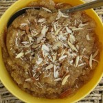 Sooji Ka Halwa : Ready to serve