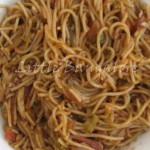 Chowmein ready to serve :)