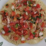 Masala Papad ready to serve :)